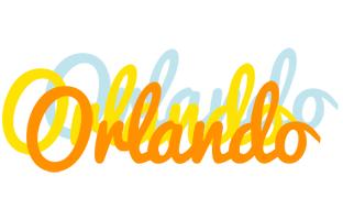 Orlando energy logo