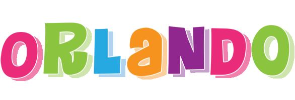 Orlando friday logo