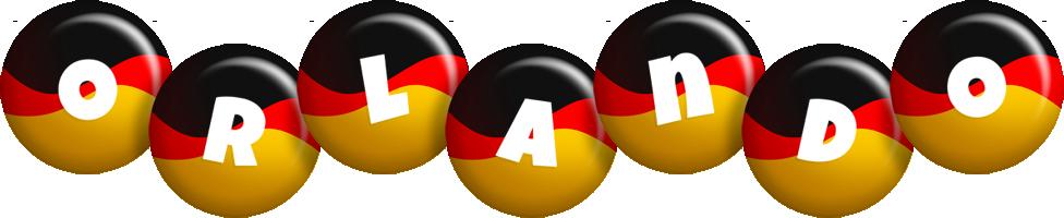 Orlando german logo