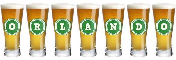 Orlando lager logo