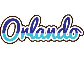 Orlando raining logo