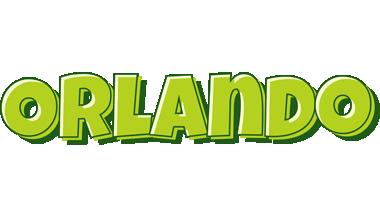 Orlando summer logo
