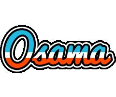 Osama america logo