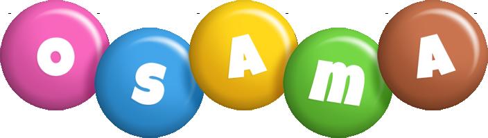 Osama candy logo