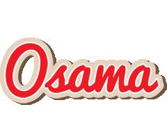 Osama chocolate logo