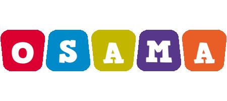 Osama daycare logo