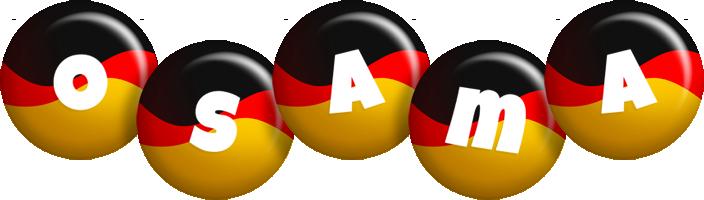 Osama german logo