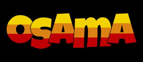 Osama jungle logo