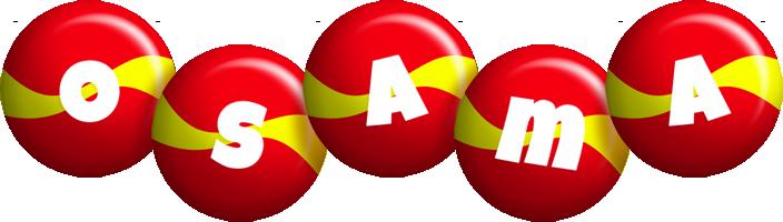 Osama spain logo