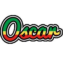 Oscar african logo