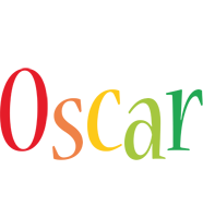 Oscar birthday logo