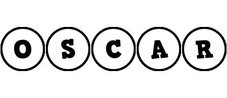 Oscar handy logo