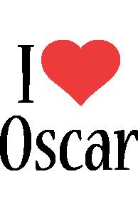 Oscar i-love logo