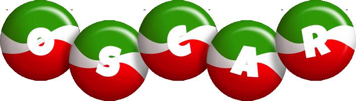 Oscar italy logo