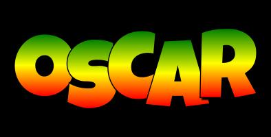 Oscar mango logo