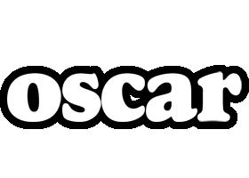 Oscar panda logo