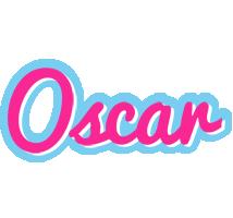 Oscar popstar logo
