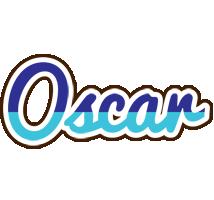 Oscar raining logo
