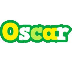 Oscar soccer logo