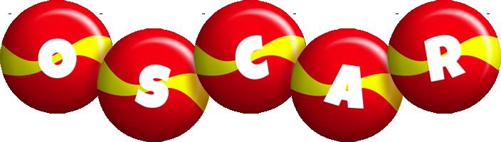 Oscar spain logo