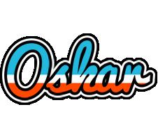 Oskar america logo
