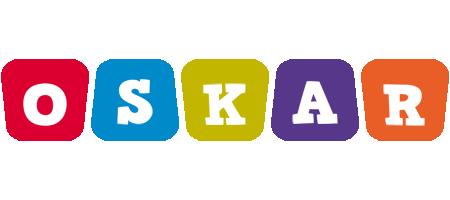 Oskar daycare logo