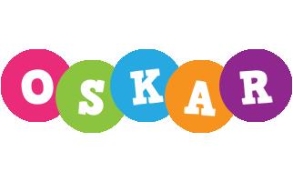 Oskar friends logo