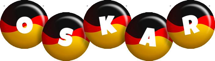 Oskar german logo