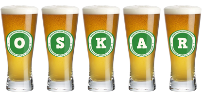 Oskar lager logo