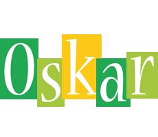 Oskar lemonade logo