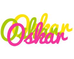 Oskar sweets logo