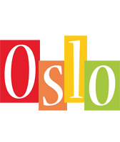 Oslo colors logo