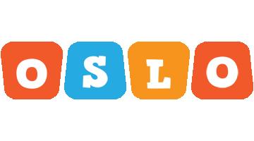 Oslo comics logo