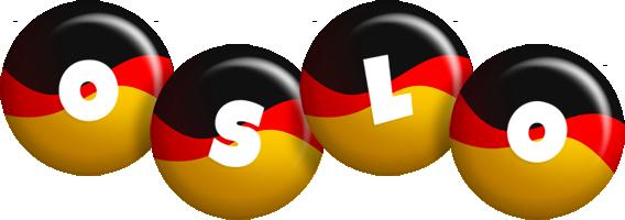 Oslo german logo