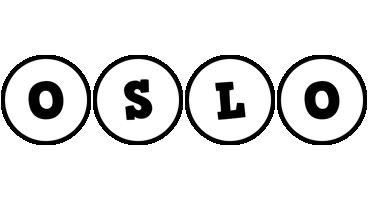Oslo handy logo