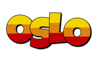 Oslo jungle logo