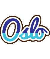 Oslo raining logo