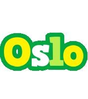 Oslo soccer logo
