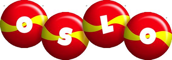 Oslo spain logo