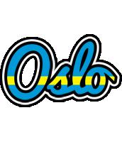 Oslo sweden logo