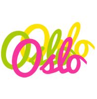 Oslo sweets logo