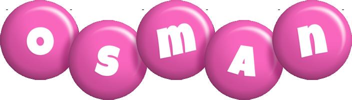 Osman candy-pink logo