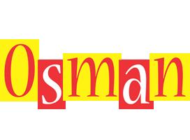 Osman errors logo