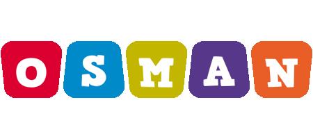 Osman kiddo logo
