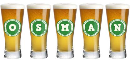 Osman lager logo
