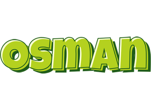 Osman summer logo