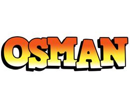 Osman sunset logo