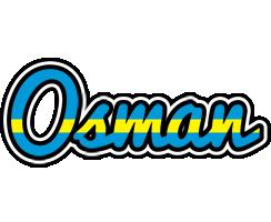 Osman sweden logo