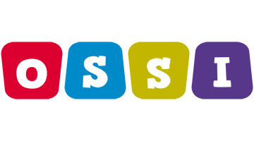 Ossi daycare logo