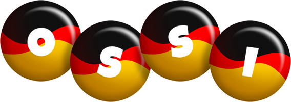 Ossi german logo